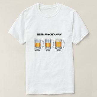 Beer Psychology T-Shirt