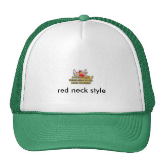 beer, red neck style cap