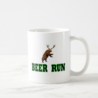 Beer Run Coffee Mug