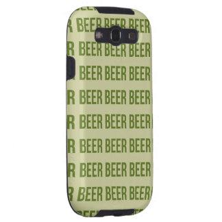 Beer Samsung Galaxy S3 Case