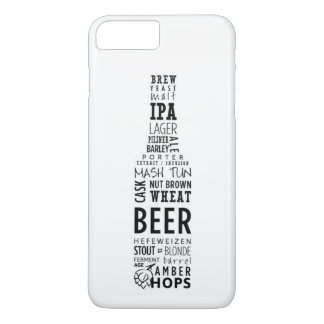Beer shaped Barely There Phone Case