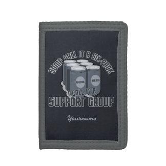 Beer Six Pack custom wallets