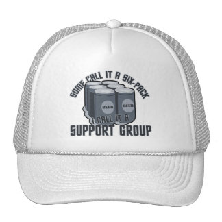 Beer Six Pack hats
