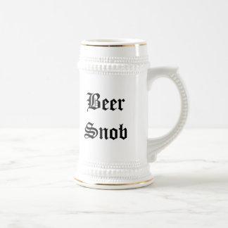 Beer Snob Mug