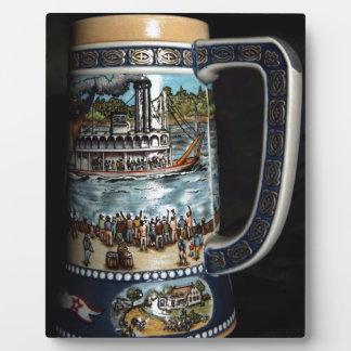 Beer Stein, decorative Display Plaque