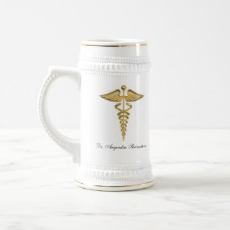 Beer Stein For A Doctor