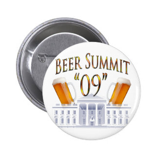 Beer Summit at the WhiteHouse Pin