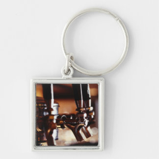 Beer Taps Key Ring