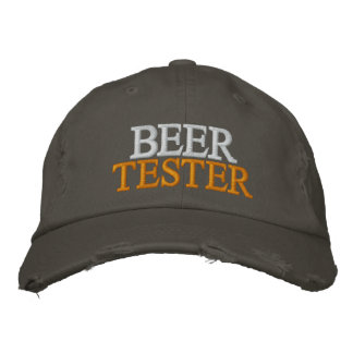 Beer Tester Baseball Cap