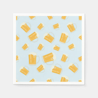 Beer Themed Paper Napkins Paper Napkin