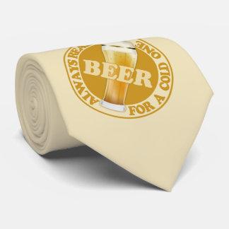 BEER tie