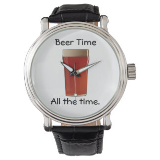 Beer Time All the time Watch