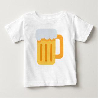 Beer time emoji baby T-Shirt