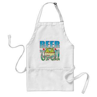 Beer Troll Standard Apron