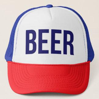 BEER TRUCKER HAT