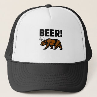 Beer! Trucker Hat