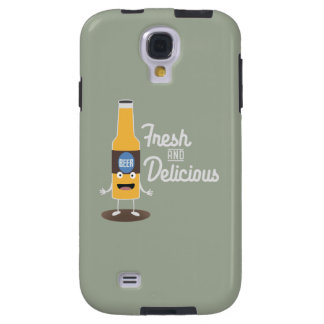 Beerbottle fresh and delicious Zdm8l Galaxy S4 Case