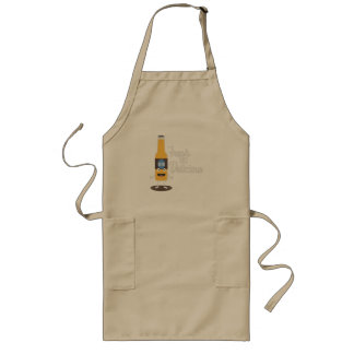 Beerbottle fresh and delicious Zdm8l Long Apron