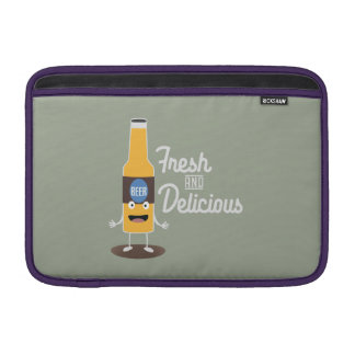 Beerbottle fresh and delicious Zdm8l MacBook Sleeve