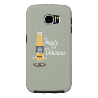 Beerbottle fresh and delicious Zdm8l Samsung Galaxy S6 Cases