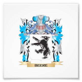 Beere Coat of Arms Photo