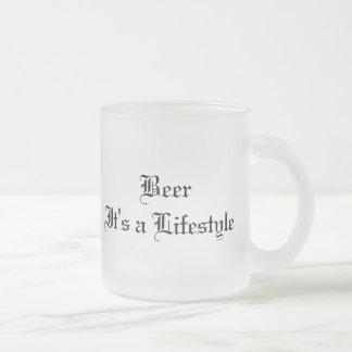 BeerIt's a Lifestyle, BeerIt's a Lifestyle Coffee Mugs