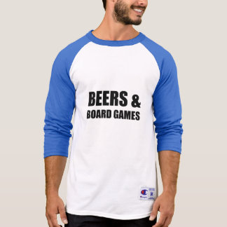 Beers And Board Games T-Shirt