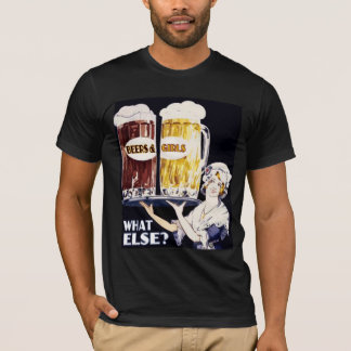 BEERS AND GIRLS T-Shirt