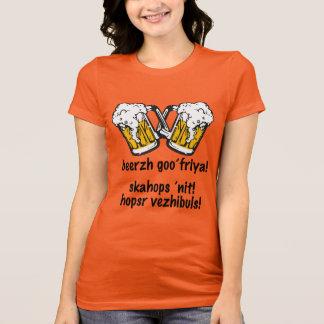 Beer's Good For Ya! T-Shirt