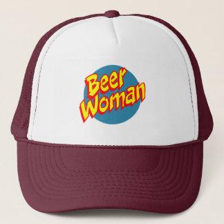 BeerWoman Trucker Hat