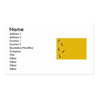 Bees 2 Business Card