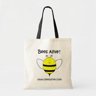 Bees Alive! reusable bag