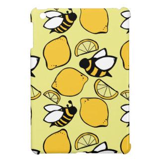 Bees and Lemons for Lemonade Case For The iPad Mini