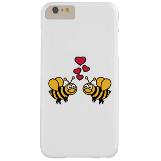 Bees hearts love barely there iPhone 6 plus case