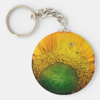 Bees Key Chain