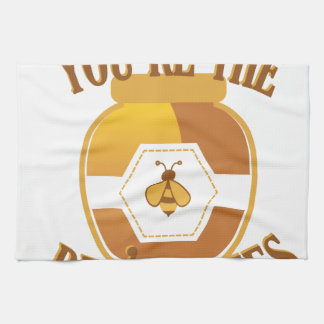 Bees Knees Hand Towel
