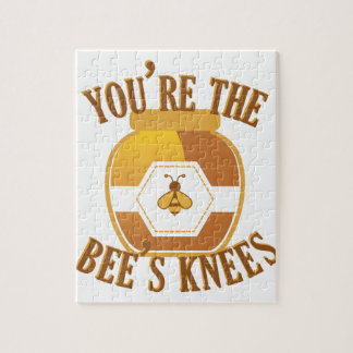 Bees Knees Jigsaw Puzzle