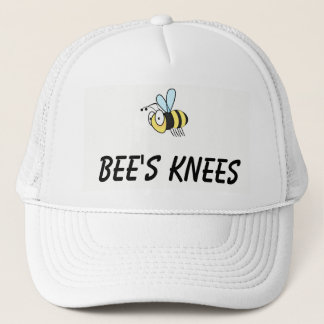 Bee's Knees Trucker Hat