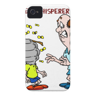 Bees Lovers Bee Whisperer Bumblebee iPhone 4 Cases