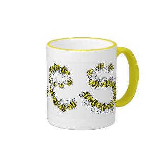 Bees Mugs