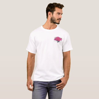 Bees on to flower T-Shirt