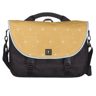 Beeswax  And Shining Stars Elegant Pattern Commuter Bag