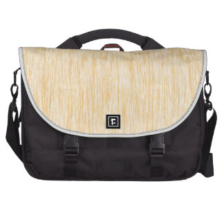 Beeswax-And-White-Render-Fibers-Pattern Commuter Bag