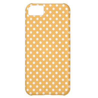 Beeswax Small Polka Dot iPhone 5 Case