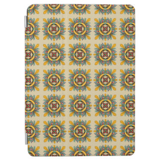Beeswax Victorian Tile Design iPad Air Cover