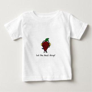 Beet Drop Baby T-Shirt
