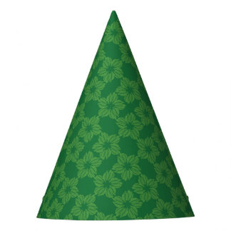 Beet Leaves Party Hat