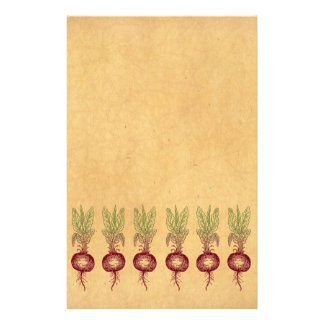 Beet Stationary Customised Stationery