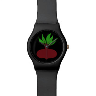 Beet Time Watch