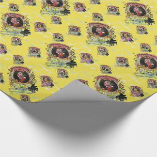 Beethovehen Beethoven Rooster Hen Animal Composer Wrapping Paper
